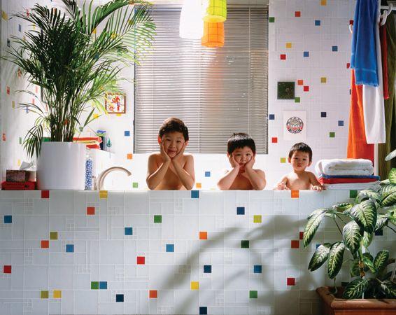 Bathroom Tiles For Kids 49 best l bathrooms for children l images on pinterest | bathroom