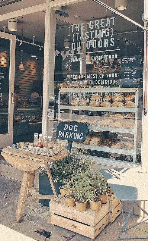 Dog Parking! lol -- Very cute idea for launch of dog accessories/ trendy collars