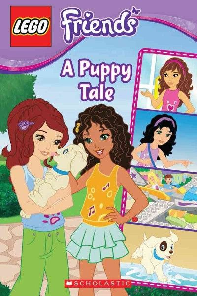 In the middle of being checked out by the vet, Mia's puppy, Charlie, runs away and Mia and her friends have to find the little lost dog amongst the hustle and bustle of Heartlake City.