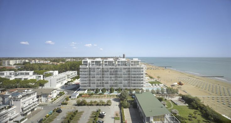 Richard Meier & Partners | Jesolo Lido Condominium
