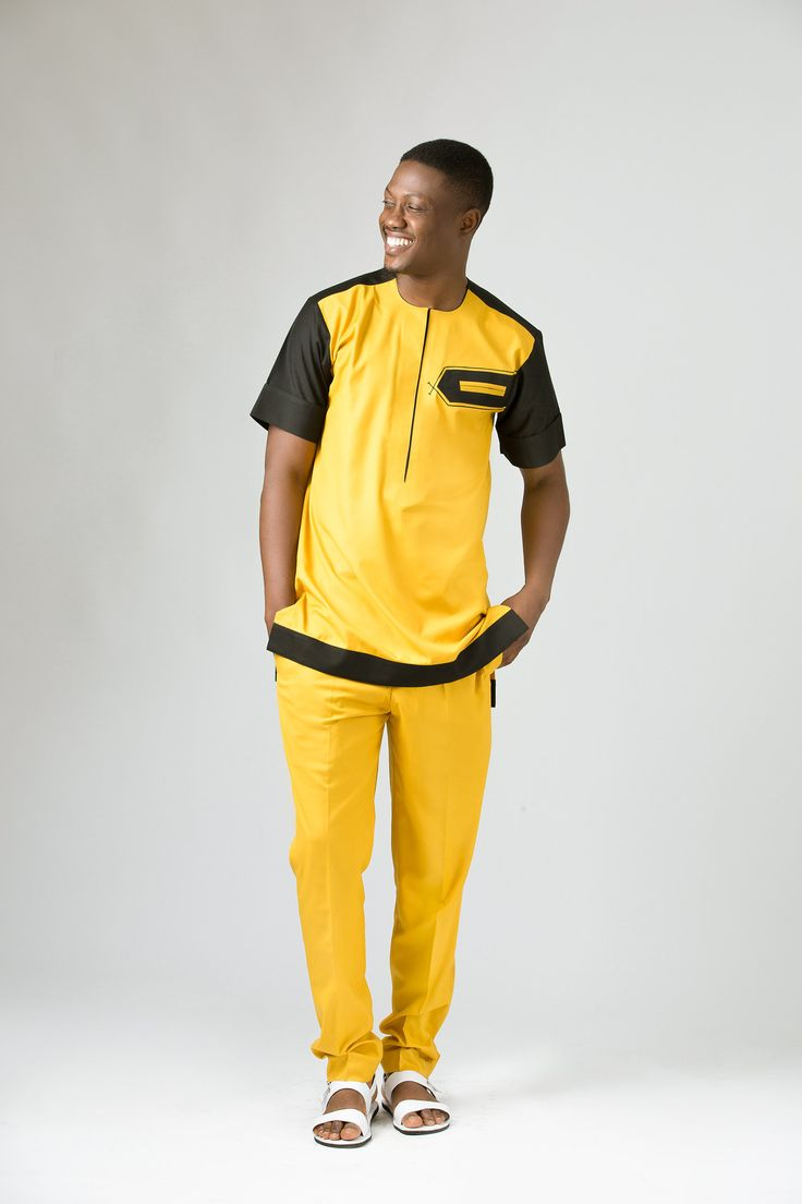 Nigeria's Sammies Couture Features Ric Hassani, Vector Tha Viper and Bolu Olaitan Star In New Collection