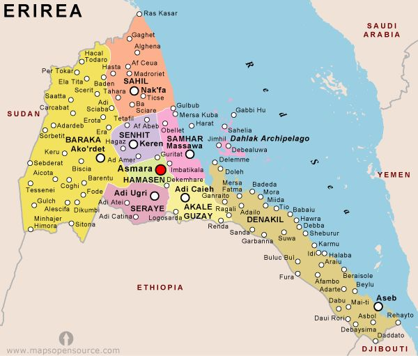 14 best Maps of Ethiopia images on Pinterest Ethiopia Cards and Maps