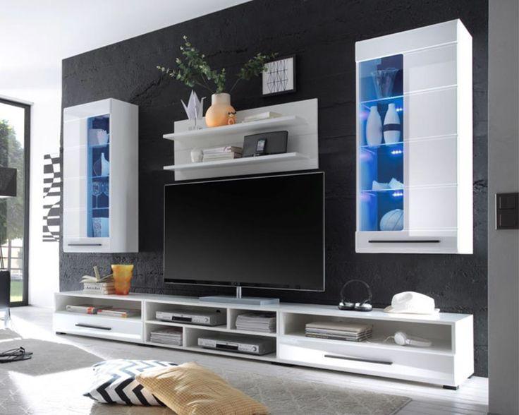 White nappali összeállítás