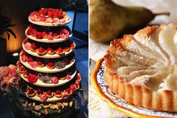15 alternative alla torta nuziale: crostatine e crostate