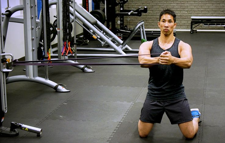 Carve your core with this simple resistance workout