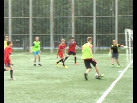 Детский футбол на кубок губернатора Краснодарского края