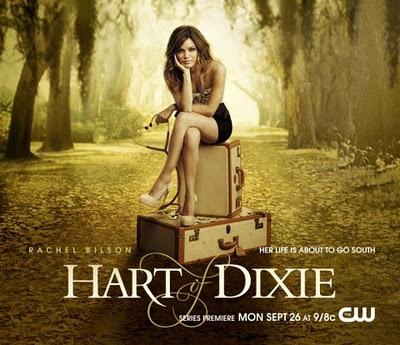 Hart of Dixie! Love me some Rachel Bilson.