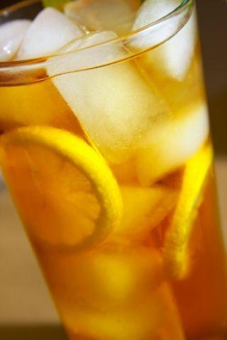 Thé glacé au citron style Nestea