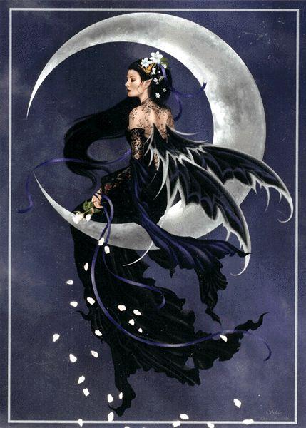 The Moon Fairy.
