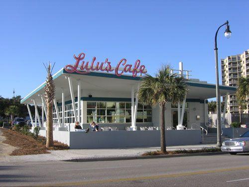 Lulu's Cafe, Myrtle Beach SC