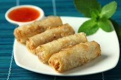 Recette de Nems à la vietnamienne, Trois composants forment le Bo Bun : la salade de vermicelles, la salade de boeuf à la citronnelle, et bien sûr les nems.