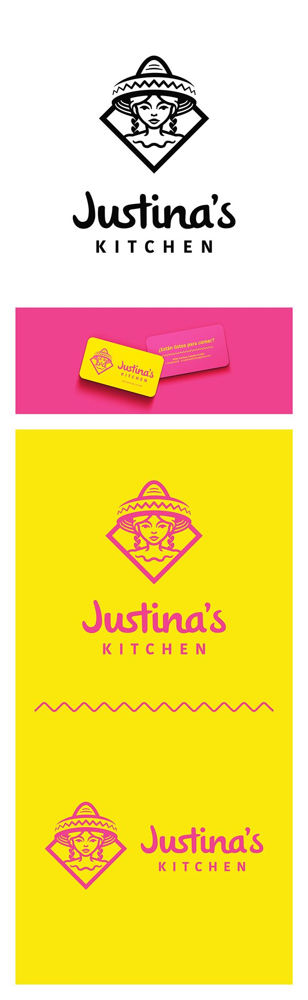 Branding for Mexican Restaurant on Behance