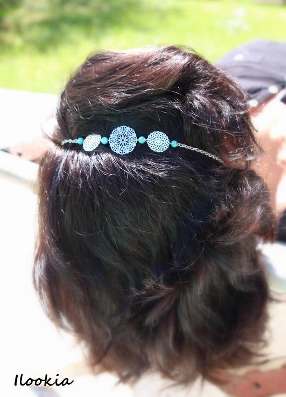 Ilookia - headband Mia