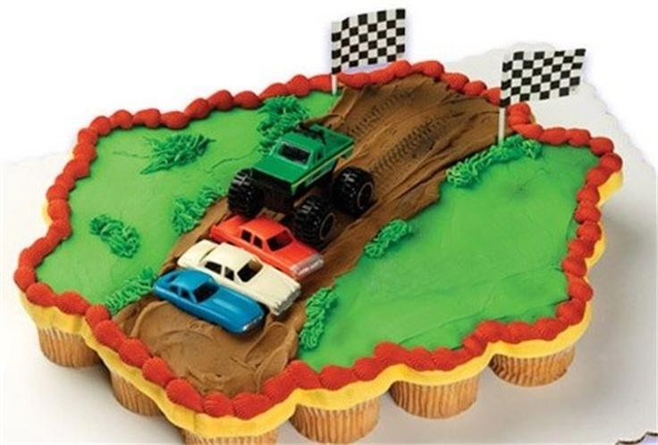 Publix Monster Truck Cake