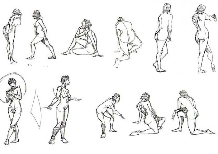 Gesture drawing tips and technique. Here are some gesture drawings from life drawing and study session long time ago. This gesture drawings are pre-2006, but they are one of my better gesture drawings that I safe. Gesture drawing usually range…