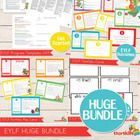 EYLF - Early Years Learning Framework HUGE BUNDLE! EYLF Outcome Posters, EYLF Programming Templates in Word, EYLF Learning Story Templates and EYLF...