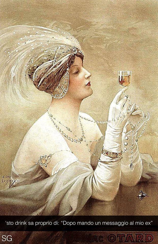 """Ernest Louis Lessieux . """" Cognac """""""