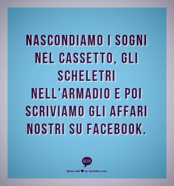 Sogni.... Facebook