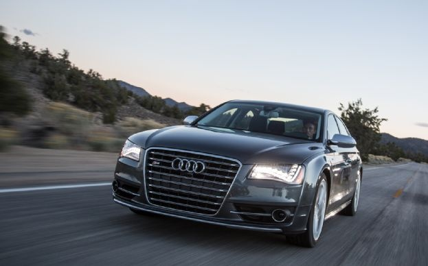 2013 Audi S8: Faster Than All of You.