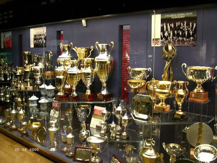 And They Say The Arsenal Trophy Cabinet Is Empty