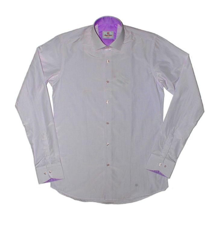 Светлая рубашка в синюю полоску по супер выгодной цене 3900 руб руб, с бесплатной доставкой по Москве и России без предоплаты. В наличие размеры XL, M, 2XL, L, S, приезжайте к нам в магазин!