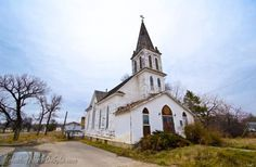 Abandoned Minot Church