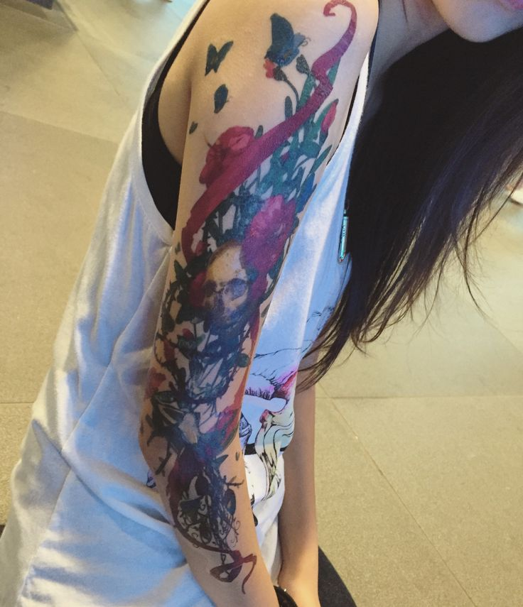 Best 25+ Strange Tattoos Ideas On Pinterest
