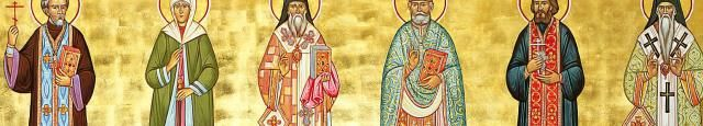 The meaning of objects held by Saints in Icons