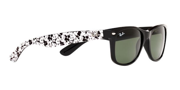 Look Disney Chic In The New Mickey Mouse Sunglasses by Ray-Ban