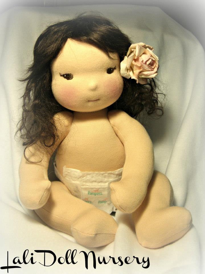 waldorf baby doll patterns | News | Lali Doll Nursery | Handmade Waldorf Dolls