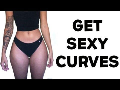 ❤️ How To Get A Curvy Body | 4 Exercises For The Ultimate Slim Curvy Body! - YouTube