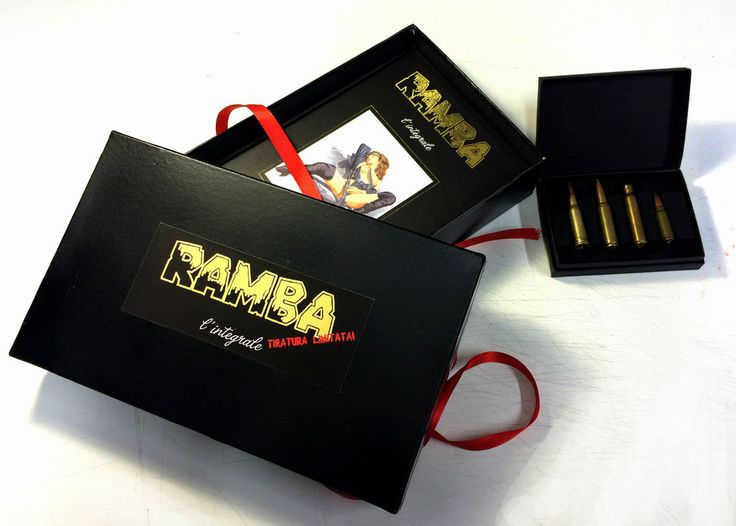 RAMBA BOX !! Unico esemplare FOR FANS ONLY!!!