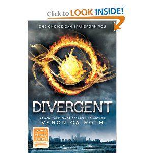 Divergent (Book 1)  Great read!