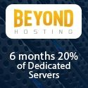 It's not worth doing if it's not done right.  Thats the philosophy we live by at Beyond Hosting.  We know that each of our customers is unique and we provide customized scalable hosting solutions to meet their evolving needs.  At Beyond Hosting we build relationships with our customers to provide an unprecedented level of service.   In a world that is growing more connected by the day we offer the world class services you need, backed by a team of experts you can trust.  Beyond Hosting…
