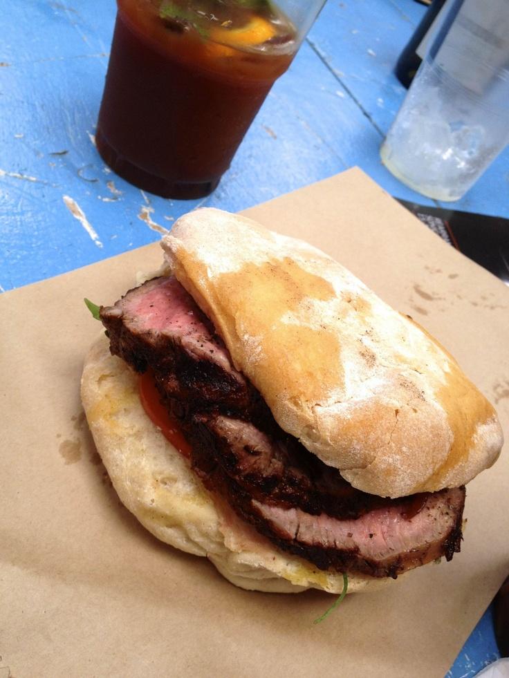 The Old Biscuit Mill in Kapstadt - Der beste Steakburger überhaupt