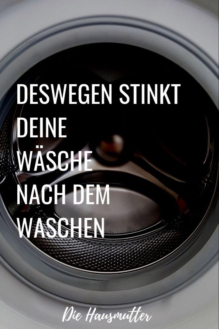 Was Tun Wenn Die Wasche Stinkt Wasche Stinkt Wasche Und