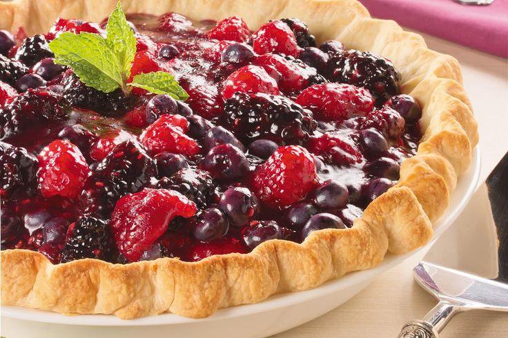 Very Berry Pie | MrFood.com