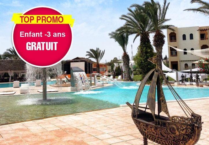 Hôtel la Couronne Hammamet prix promo, à partir de 31 DT