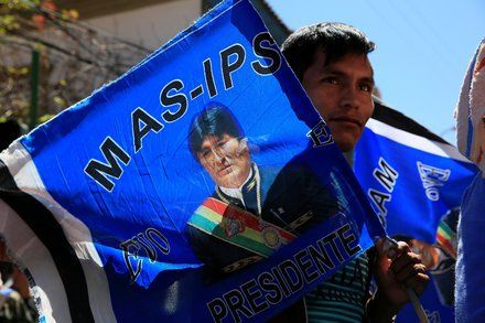 Bid for Power in Bolivia Is Just Another Reach for Autocracy