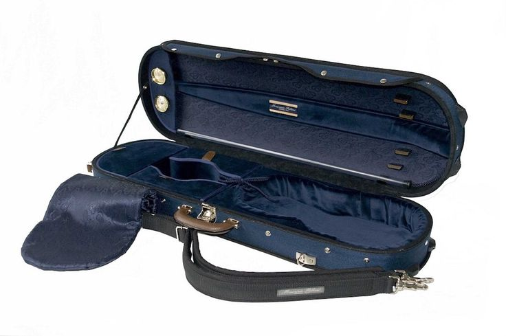 """Choosing a case for a student violin is simple; but the more expensive the violin the """"right"""" case can get tricky. #violin #students #BenningViolins #music #instrument"""
