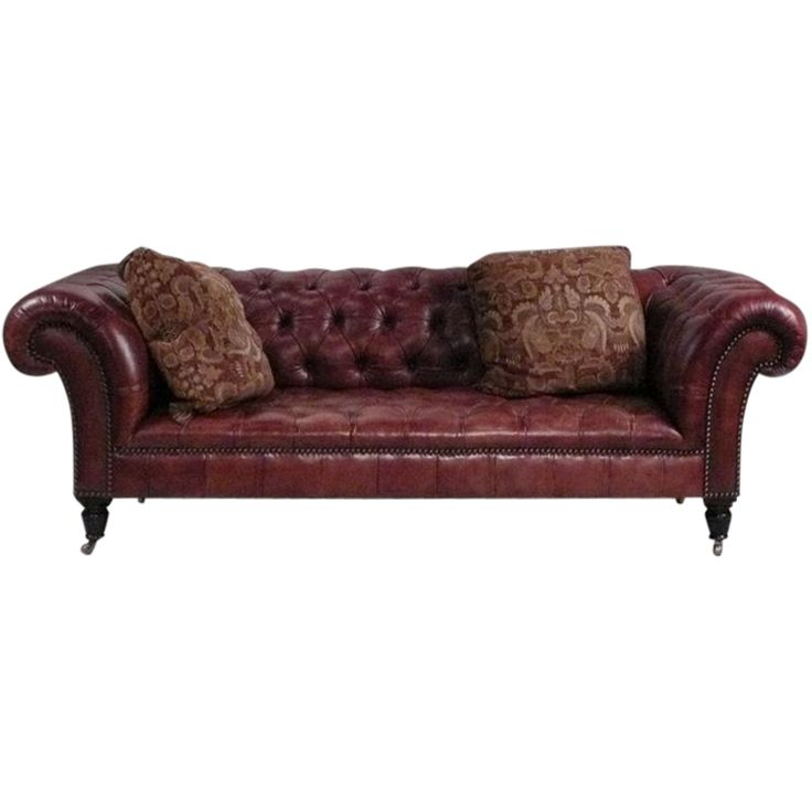 Best 25 Chesterfield Sofas Ideas On Pinterest Chesterfield Leather Sofa Chesterfield And