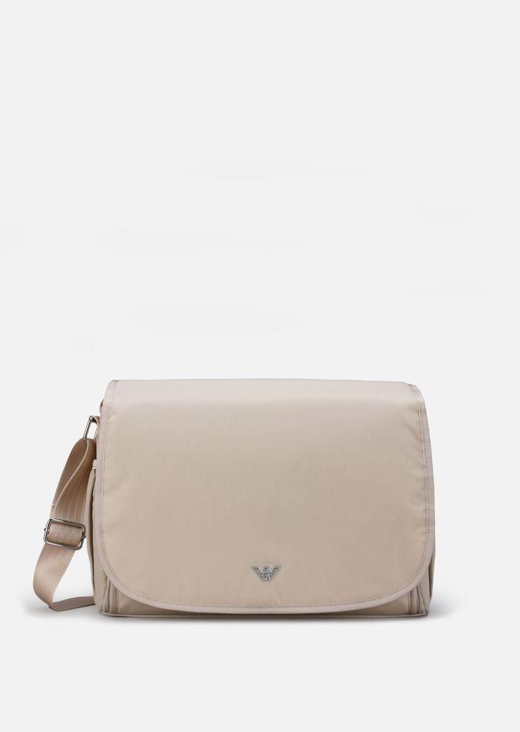 EMPORIO ARMANI DIAPER BAGS - ITEM 45368996. #emporioarmani #bags #baby bags #