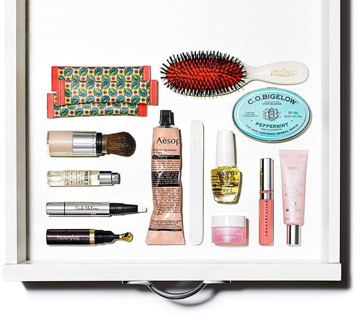 The Best Desk Drawer Beauty Essentials For Work