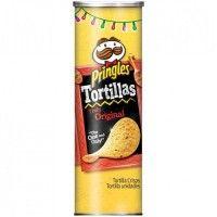 Pringles Tortillas Original 6.07 OZ (172g)