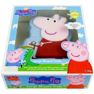 Peppa Pig Pigs And Celebration Cakes On Pinterest