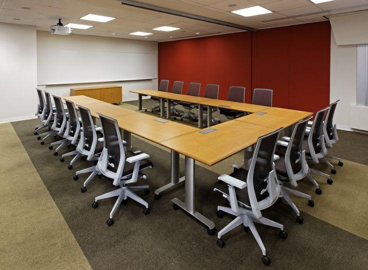 Manhattan Training Room Tables | Spec Furniture