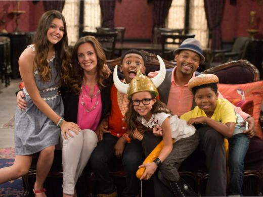 The Haunted Hathaways Cast Names