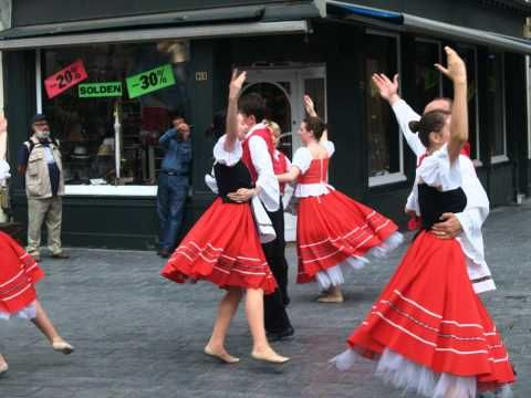 A little taste from a traditional hungarian dance-Csardas