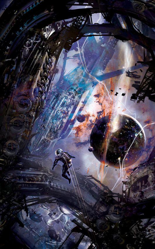 Fantasy worlds Stephan Martiniere