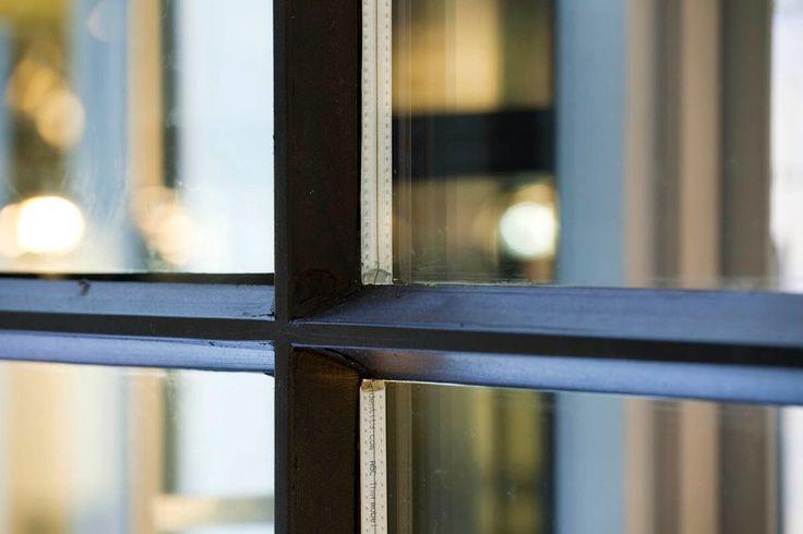Janisol Arte Steel Windows